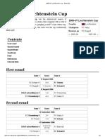 2006–07 Liechtenstein Cup - Wikipedia