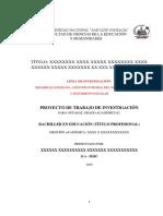 Esquema de Proyecto FACULTAD Completo Vigente 2019