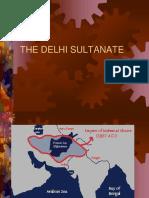 history delhi sultunate