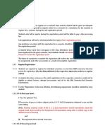 SLIIT Registration Rule Book