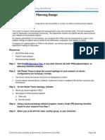 3.6.1.1 Class Actvity - VPN Planning Design