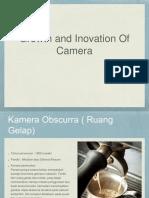 Sejarah Kamera Inovasi