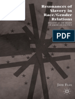 Flax, J. - Resonances of Slavery in Race Gender Relations.pdf