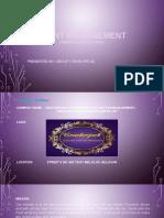 Events Portfolio