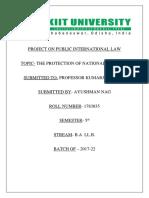 INTERNATIONAL LAW PROJECT.docx