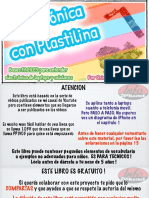 ELECTRONICA CON PLASTILINA
