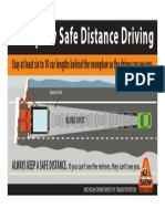 Snowplow Safe Distance
