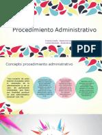 Procedimiento Administrativo Final