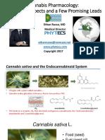 Russo Simon Fraser January 2017 Cannabis Pharmacology