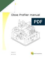 Oboe Profiler Manual v1 0 En