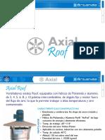 Ventiladores Arcondo Extractores Axiales
