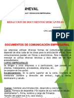 2 Redaccion de Documentos Mercantiles