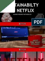 Sustainability of Netflix