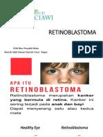 PPT Penyuluhan Retinoblastoma