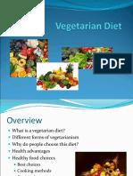 Vegetarian Diet PPT