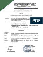 Sk Pembagian Tugas Tp 2019-2020 Semester Ganjil