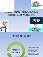 Stress,anxiety and coping stratigies