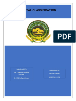 Costal Classification