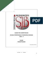 Silabo Parasitologia 2019-Ii_20190810105710