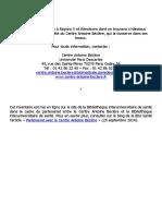 TubesRX Beclere Gadeceau 2015