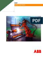 Programing Integrated Power Source 3HEA802924-001 Rev- En Library