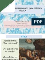CLASE 5.2 Ética y Derechos Humanos en la Práctica Médica