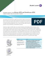 Alcatel Lucent Aruba AP93