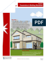 California Energy Code Reference - Residential Fenestration 2016