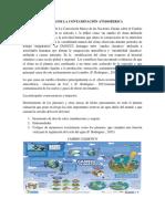 El Impacto de La Contaminación Industrial en El Calentamiento Global