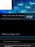 Tesla Coil and Its Applications