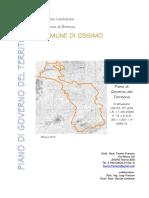 Relazione Geologica PGT Ossimo