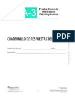 Cuadernillo Del Alumno