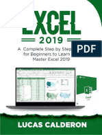 Excel 2019 Guide