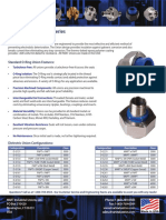HART Dielectric Series - Technical Data Sheet