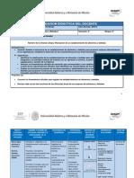 Planeación Didactica II