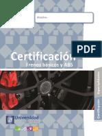 Certificación_Frenos y ABS