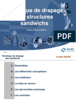 Formation Technique de Drapage Sandwich