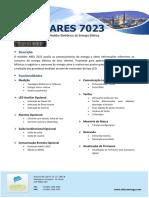 MEDIDOR ELETRONICO ARES 7023