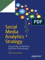 Alex Gon Alves (Auth.) Social Media Analytics St