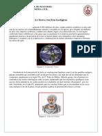 EDADES GEOLÓGICAS