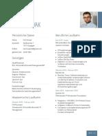 CV Karl Nowak