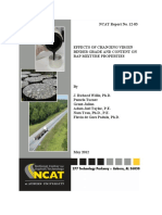 NCAT Report 12-03 Effect of Virgin Binder Grade and Amout on RAP Properties