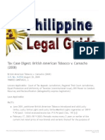Philippine Legal Guide_ Tax Case Digest_ British American Tobacco v Camacho 20.pdf