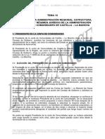 Tema 10 - Ley Gobierno