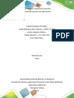 FORMATOS DE INFORMES DE LABORATORIO - QUÍMICA ORGÁNICA_2019_02