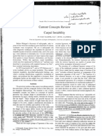 Carpal Instability Review