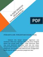 TIK - Cara Membuat atau Registrasi E-Mail