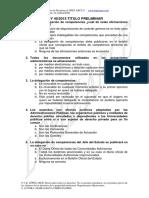 Examen 2 Titulo Prelim Ley 40 Con Soluciones