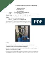 Informe Tecnico de Alineamiento de Ejes Verticales Con El Alineador Laser