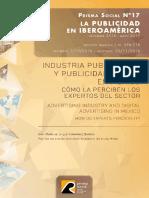 Industria Publicitaria y Publicidad Digital en Mexico